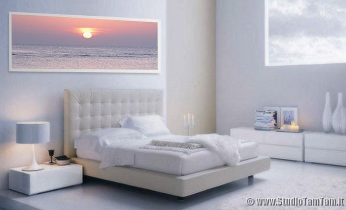Home studiotamtam esempi d 39 arredo camera da letto - Studio in camera da letto ...